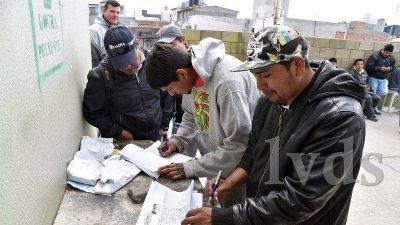 CPC ya convocó a 40 desocupados de la UOCRA para reactivación de obras