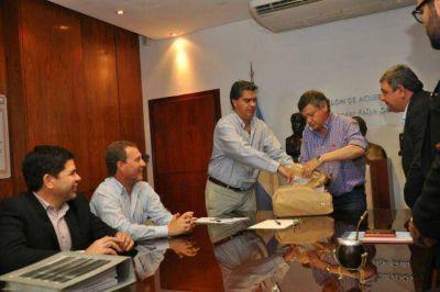 Licitaron obras para el barrio Toba y Timbó
