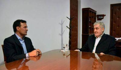 Mac Karthy desembarca en el gobierno con Matías Cutro al frente de Cultura