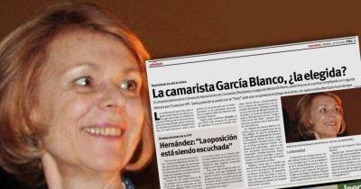 Mercedes García Blanco, la elegida de Das Neves para el Superior Tribunal