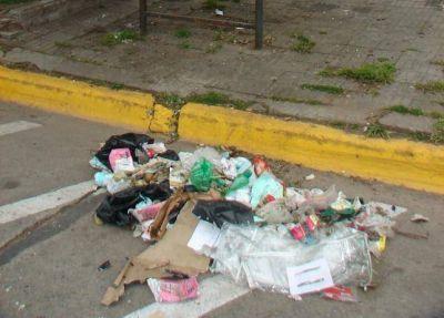 La basura no es de nadie, el canasto de todos