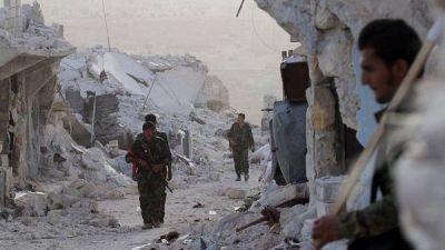 Tragedia en Siria: bombardean y destruyen el mayor hospital del este de Aleppo