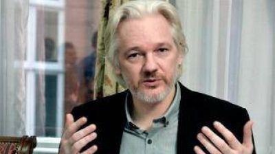 Assange prometió nuevas filtraciones sobre las elecciones en EEUU