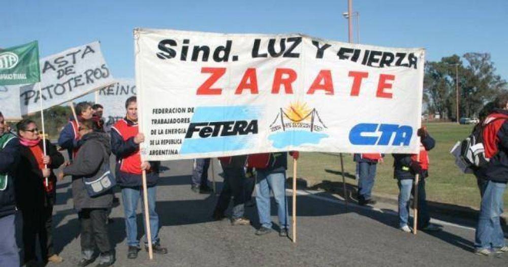 Luz y Fuerza festeja millonario fallo a favor de los trabajadores