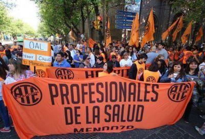 Vuelve a los primeros planos la puja salarial entre el Gobierno de Mendoza y los gremios