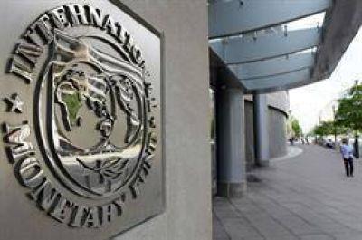 El FMI prevé para la Argentina una recesión del 1,8% este año y un crecimiento del 2,7% el próximo