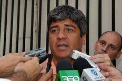 Pablo Moyano contra