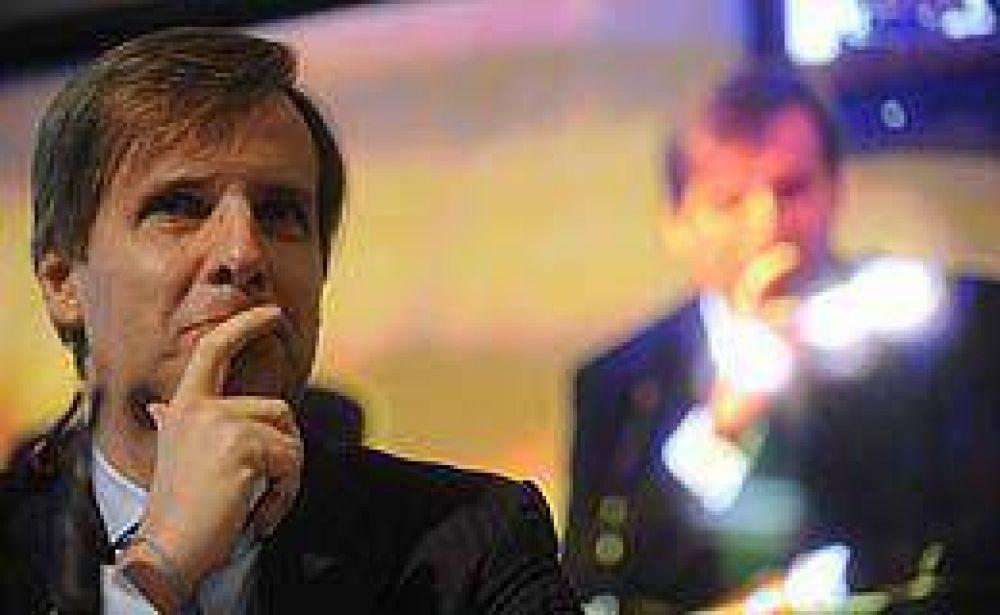 """Redrado criticó las """"recetas prediseñadas"""" del FMI"""