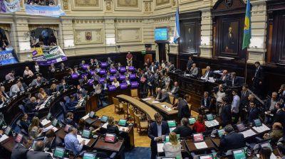 La Legislatura bonaerense sancionó la ley de paridad de género