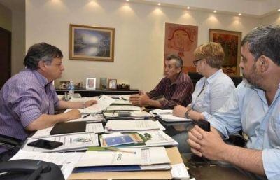Peppo anunció que adelantará subsidios del Fondo Algodonero
