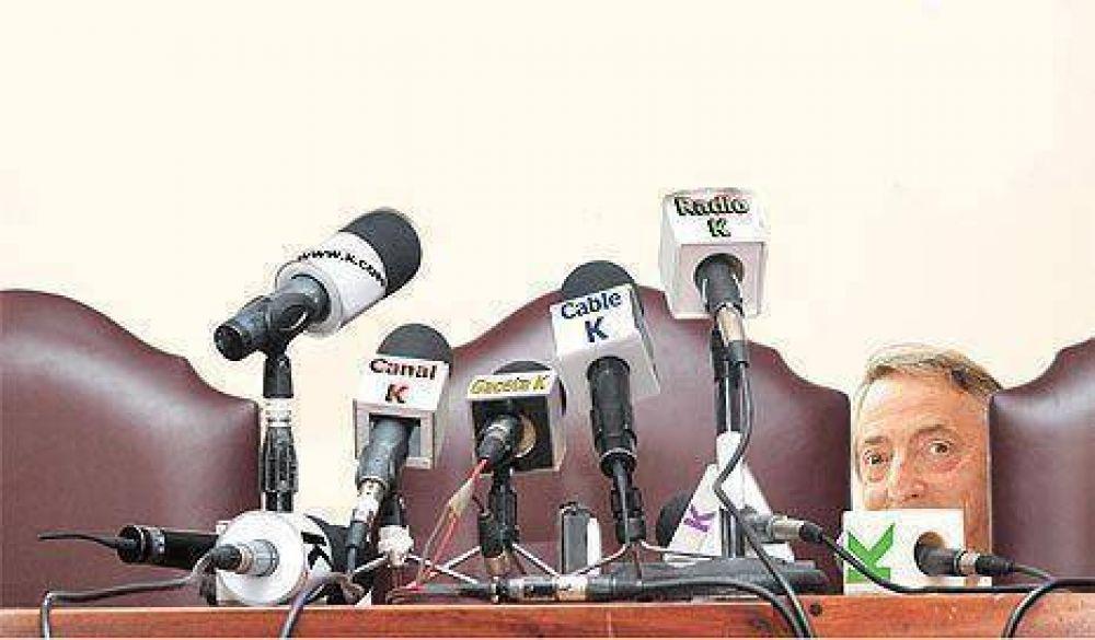 El Gobierno canjea deuda de los medios por publicidad oficial