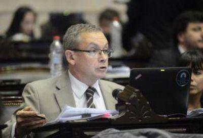 Pedrini pide a la Naci�n la urgente transferencia del Fondo Compensador Algodonero a las provincias