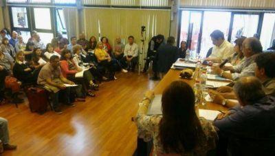 El gremio de los docentes adhiere al paro provincial