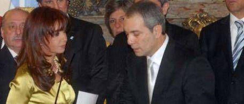 El enojo de Cristina Kirchner con Julio Alak