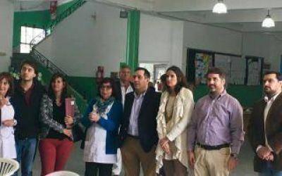 El Ministro Alejandro Finocchiaro visit� Tigre
