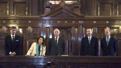 La Corte Suprema habilitó