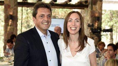 Vidal intenta romper su dependencia del massismo en la Legislatura