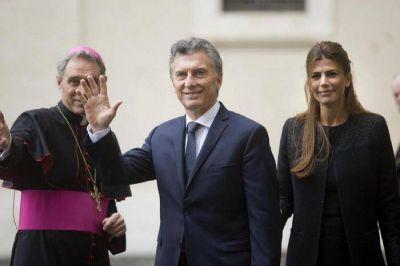 Papa-Macri: listo el escenario de la audiencia del 15 de octubre