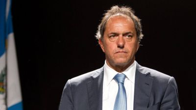 Scioli critic� la pol�tica en seguridad de Macri y pidi� que lo