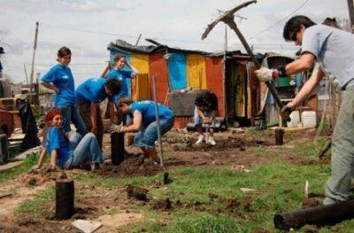 Ducot� asegura que el �ndice de pobreza �es doloroso� y busca saber su impacto en Pilar