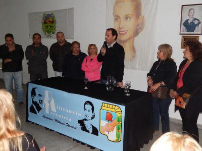 Elecci�n en el PJ: la Junta Electoral rechaz� la lista opositora en La Punta