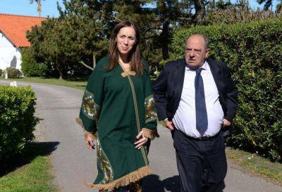 """Vidal y """"la ciudad al hombro"""", Pampita, y el ministro que no pudo almorzar"""