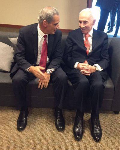 Mensaje del Embajador de Israel Jonathan Peled por Rosh Hashaná*