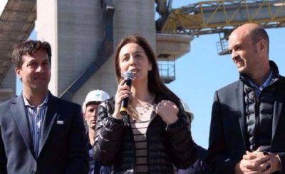 Vidal confirmó en Quequén obras que generarán 400 nuevos puestos de trabajo