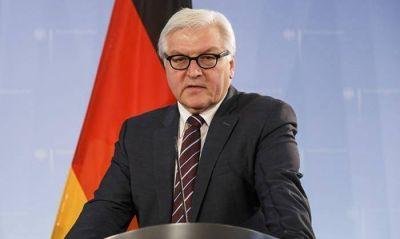 Mensaje del Ministro Federal de Relaciones Exteriores alemán