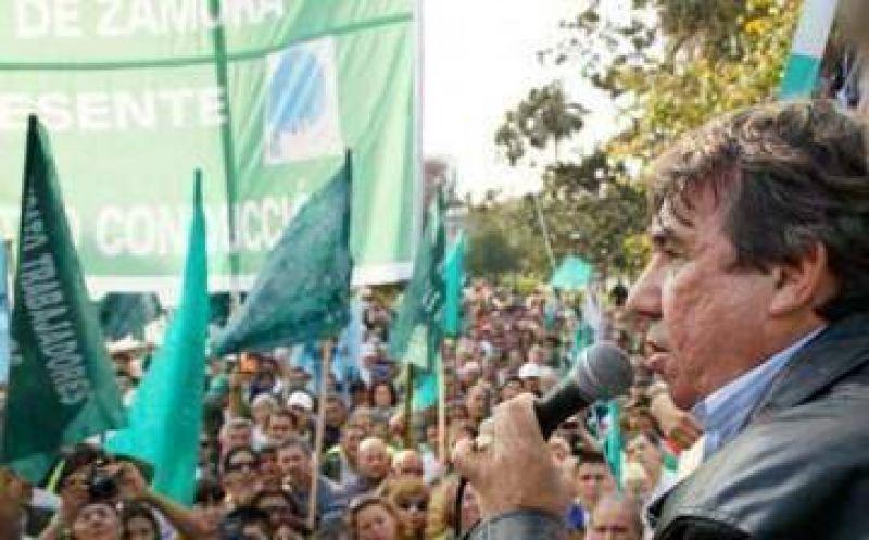 Rub�n Garc�a: �Estoy muy satisfecho y honrado de que los trabajadores municipales me hayan ratificado�