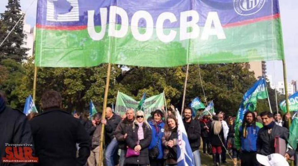 UDOCBA reclama soluciones edilicias para conformar escuelas secundarias