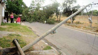 Tormenta fatal: Un muerto, heridos y daños materiales