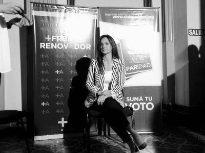 """La Paridad es ley: """"No es un triunfo de las mujeres sino de toda la sociedad"""", dijo Malena Galmarini"""