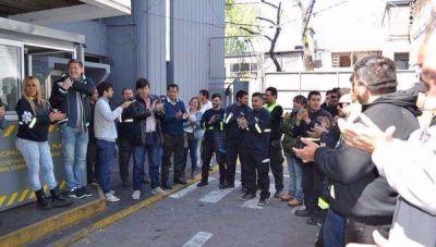La Comuna dio marcha atrás y reincorporó a los trabajadores de Control Urbano despedidos