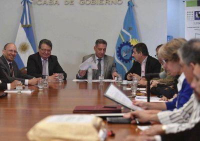 Tres empresas ofertaron en la licitaci�n para construir una escuela en Ciudadela