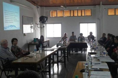 Aguas Rionegrinas capacitó a 80 empleados administrativos