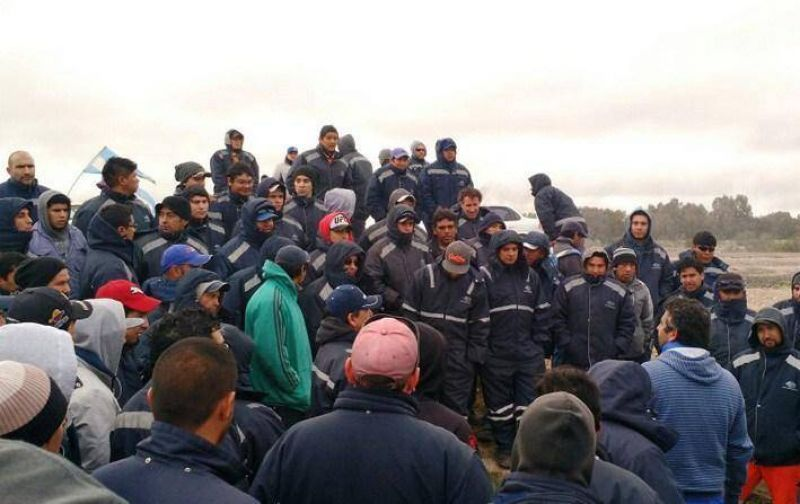 El gremio minero de Sierra Grande espera hasta hoy una propuesta empresaria