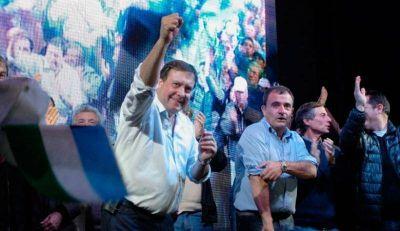 Weretilneck dijo que puede gobernar un período más sin cambiar la Constitución