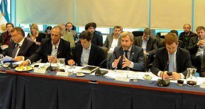 Neuquén espera a Frigerio, que promete más plata para 2017