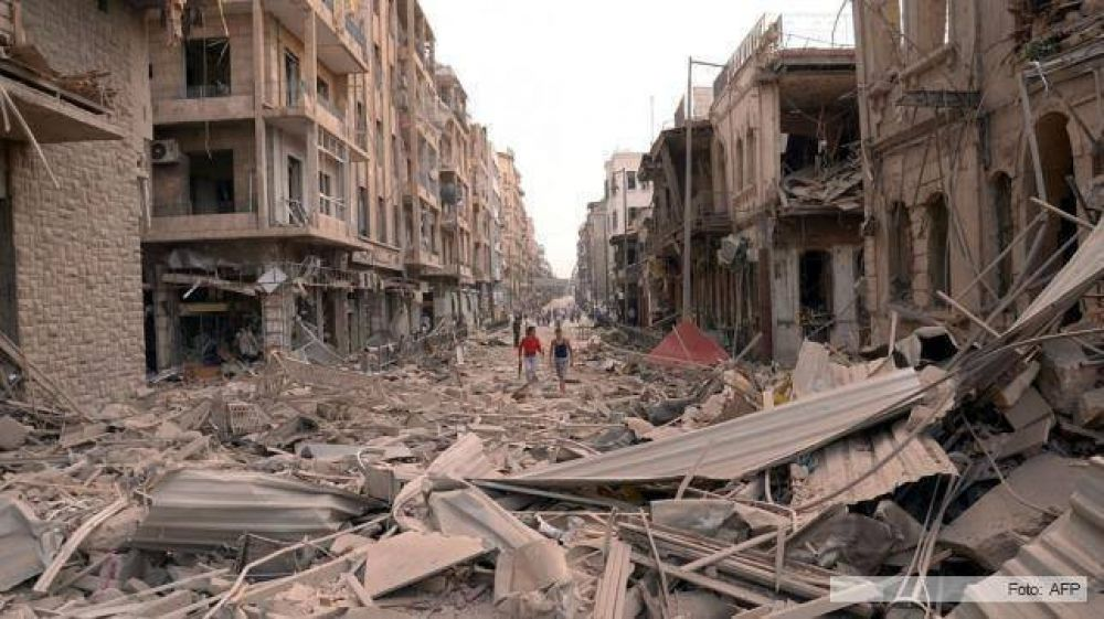 Amnistía Internacional criticó la inactividad de la UE en Siria
