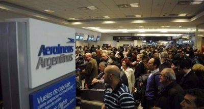 Otro encuentro clave entre Aerolíneas y los pilotos por paritarias