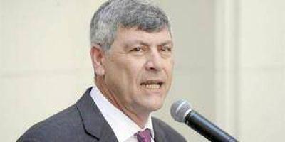 Ricardo Buryaile recordó a caídos del 5 de octubre