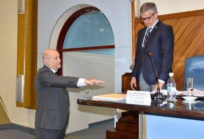 Asumió Fazzini y el PRO ganó espacio en la Legislatura