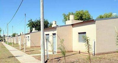 En la provincia hay 120 mil familias que necesitan una vivienda