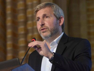 Frigerio ratific� el Plan Belgrano