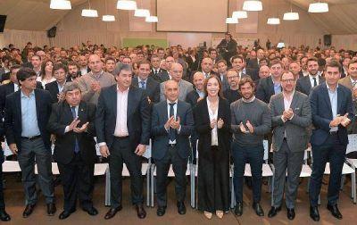Mar�a Eugenia Vidal encabez� una reuni�n de Gabinete ampliado