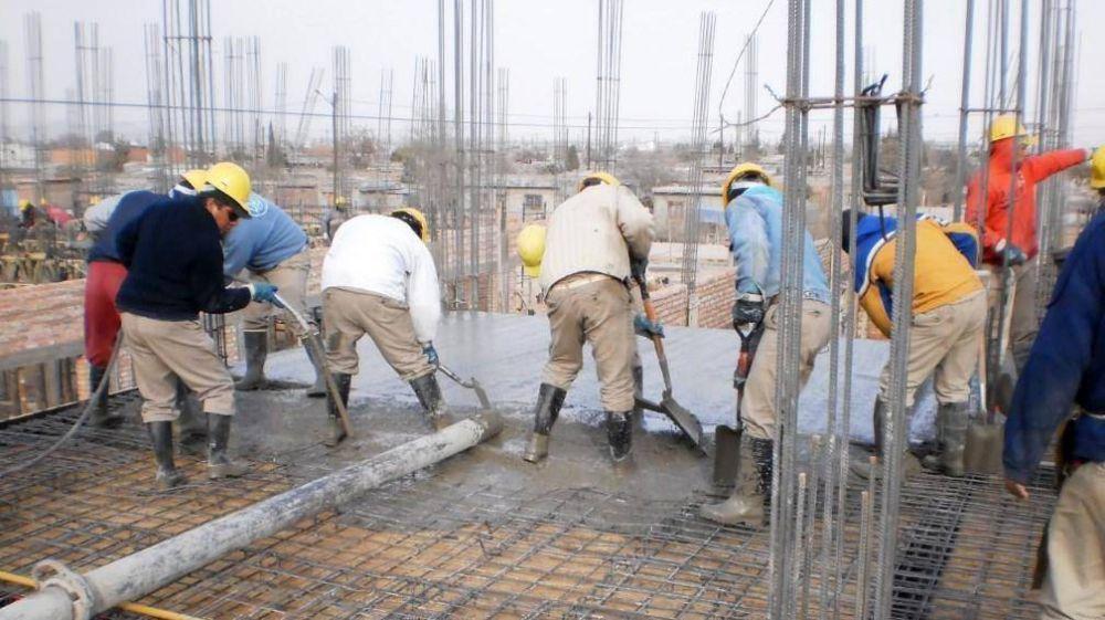 UOCRA y la Cámara Empresaria acordaron un aumento del 17%