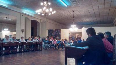 Los concejales autorizaron al Intendente a realizar determinados gastos