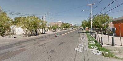 Obra en Ignacio de la Roza: arreglarán parte de la avenida para la Vuelta de San Juan