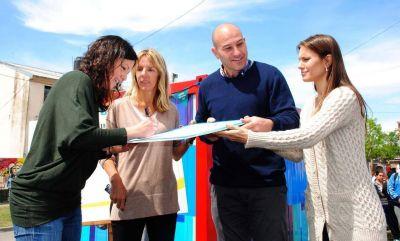 Comienzan las obras para instalar agua potable y cloacas en Quilmes